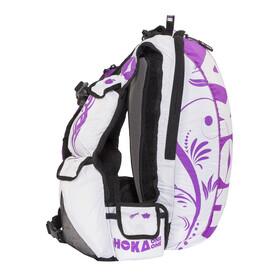Hoka One One Trail - Mochila Mujer - violeta/blanco